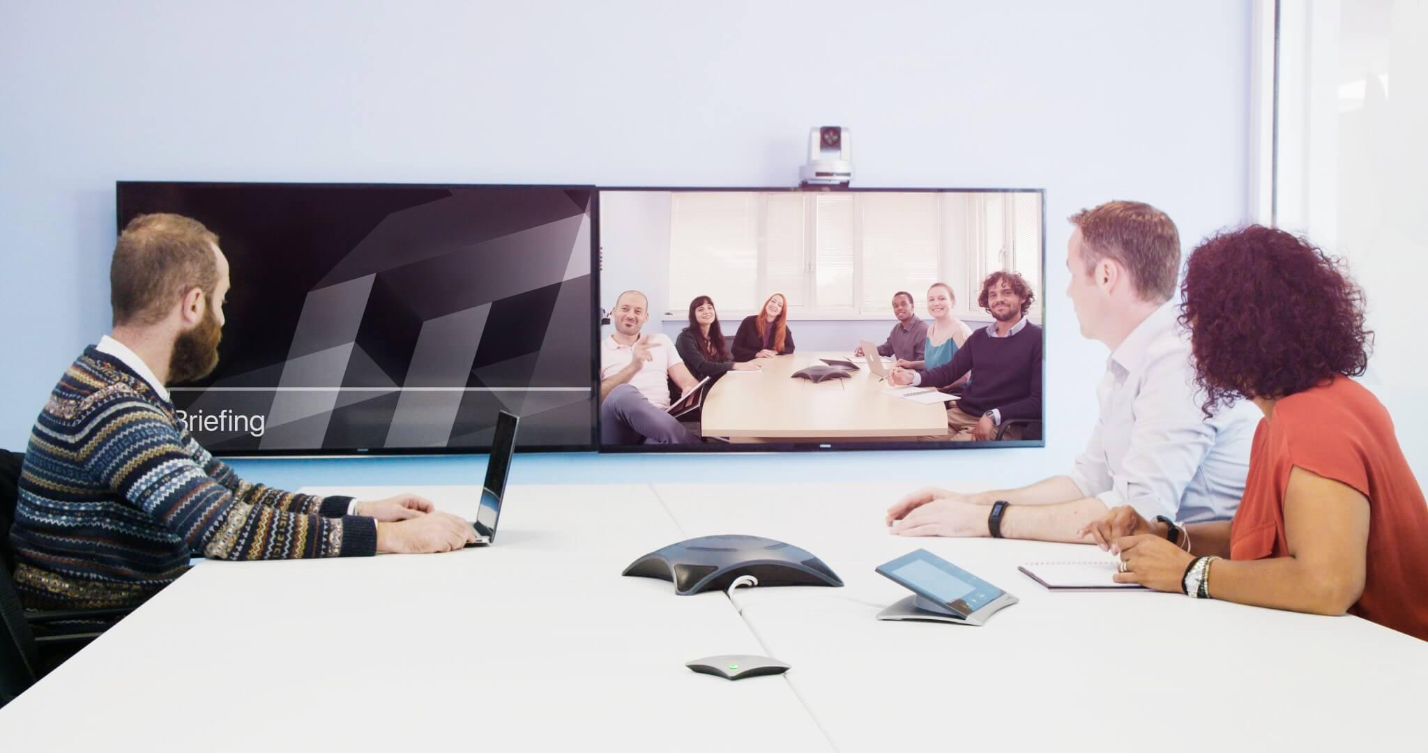 Videokonferenční služby