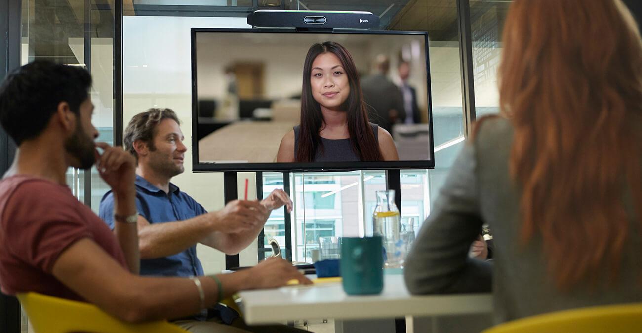 Pronájem videokonferenčních zařízení