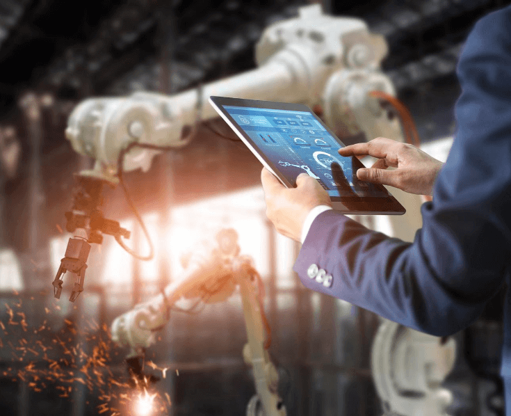Průmysl a výroba